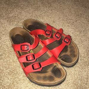 Birkenstock Florida Soft Footbed Sandal